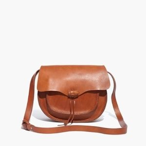 Madewell Savannah saddle bag